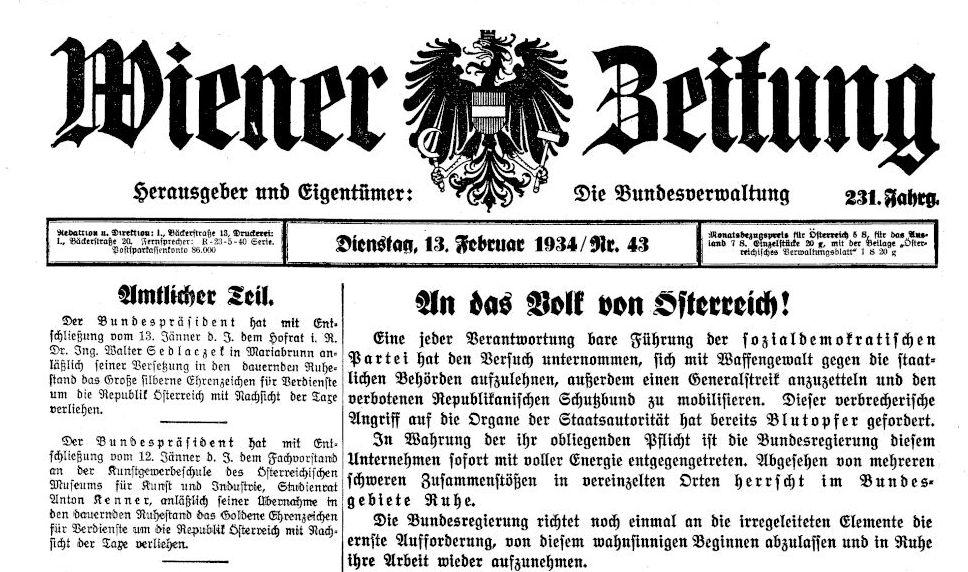 Wien Zeitung